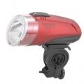 自転車用LEDライト レッド [品番]07-7888