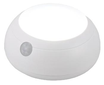 LEDセンサーライト 人感・明暗 白色LED [品番]07-7999