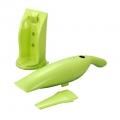充電式ハンディクリーナー JINBEI グリーン [品番]08-0043