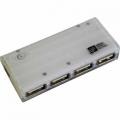 USB2.0対応 4ポートハブ [品番]01-0592
