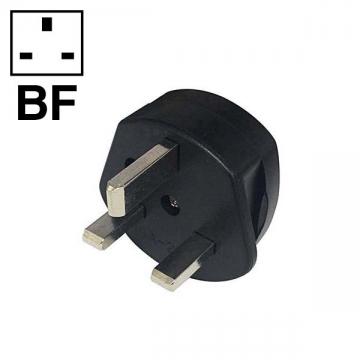 海外用電源形状変換プラグ BFタイプ [品番]01-0849