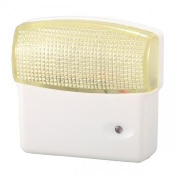 LEDナイトライト 明暗センサー オレンジLED [品番]04-2627