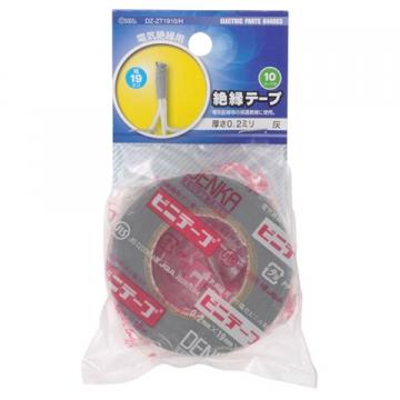 絶縁テープ 10m 灰 [品番]04-4003