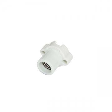 磁器レセプタクル E17用 白 [品番]04-4188