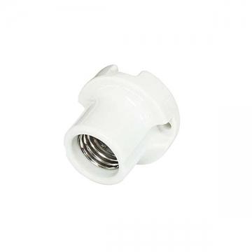 磁器レセプタクル E26用 白 [品番]04-4245