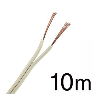 インターホンコード 10m アイボリー [品番]04-7489