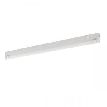 ファイブエコ 14W付き 照明器具 白 [品番]06-0388