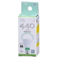 LED電球 ミニクリプトン形 40形相当 E17 昼白色 [品番]06-1330
