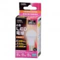 LED電球 小形 E17 25形相当 電球色 [品番]06-3087