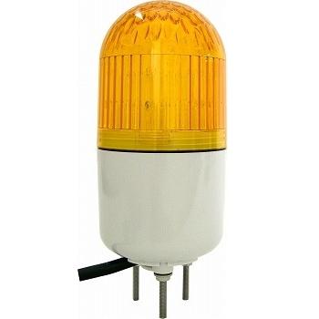 LED回転灯 5W オレンジ [品番]07-1576
