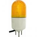 LED回転灯 7W オレンジ [品番]07-1578