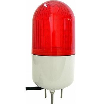 LED回転灯 7W 赤 [品番]07-1577