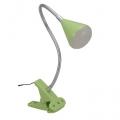 LEDクリップライト グリーン [品番]07-3696
