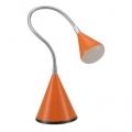 LEDデスクライト LDL-8 オレンジ [品番]07-3709