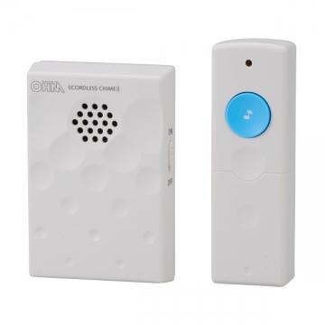 電池式 コードレスチャイムセット [品番]07-5499