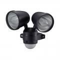 ハロゲンセンサーライト 75W×2灯 [品番]07-5576