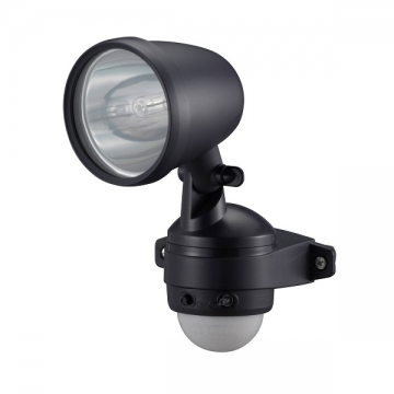 ハロゲンセンサーライト 100W×1灯 [品番]07-5577