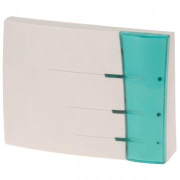 ワイヤレスチャイム 電池式受信機 [品番]07-6363