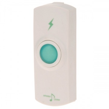 ワイヤレスチャイム 押しボタン送信機 [品番]07-6364