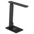 LED調光式デスクライト ODS-L12 メタリックブラック [品番]07-6446