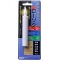 電池式LEDローソク 全長118mm [品番]07-7732