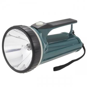 ハロゲン強力ライト 単1形×4本付属 [品番]07-7801