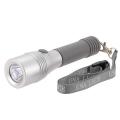 LEDライト ウナルーチェ グレー 電池付 [品番]07-7808