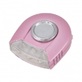 LEDクリップライト ピンク [品番]07-7832