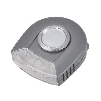 LEDクリップライト グレー [品番]07-7833