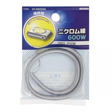 ニクロム線 100V-600W [品番]09-1565