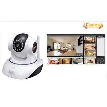 多機能ネットワークカメラ CARES [品番]01-3609