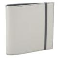 CD/DVDウォレット 12枚収納 ホワイト [品番]01-3447