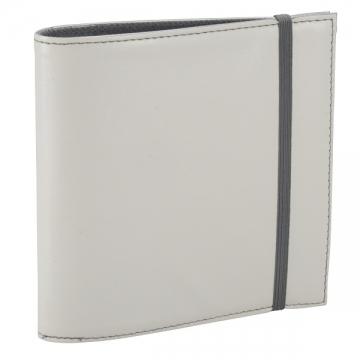 CD/DVDウォレット ホワイト [品番]01-3447