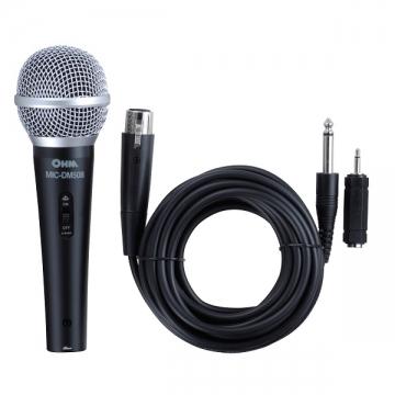 ダイナミックマイクロフォン DM508 [品番]03-2726