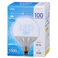 LED電球 ボール形 100形相当 E26 昼光色 [品番]06-1616