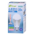 LED電球 E26 20形相当 昼光色 [品番]06-2928