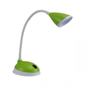 LEDデスクライト グリーン [品番]07-8196