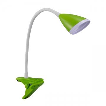 LEDクリップライト グリーン [品番]07-8199