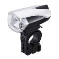 USB充電式 LEDサイクルライト LED-BY202U-S [品番]07-8392