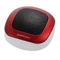 Bluetooth パームトップスピーカー レッド [品番]03-2272
