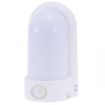LEDセンサーライト 人感・明暗 [品番]07-1041