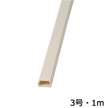 モール 3号 ミルキー 1m×1本 [品番]00-4111