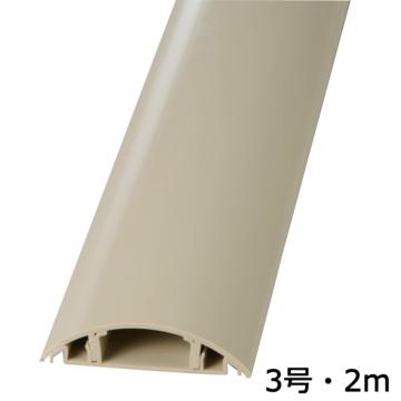 プロテクター 3号 ベージュ 2m×1本 [品番]00-4278