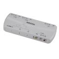 AudioComm AVセレクター3入力 1出力 [品番]03-6184