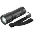 USB充電式 防水LEDズームライト [品番]07-8394