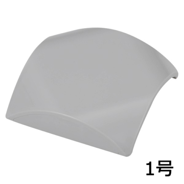 プロテクター用分岐ジョイント 1号 グレー [品番]09-2034