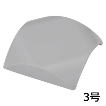 プロテクター用分岐ジョイント 3号 グレー [品番]09-2150