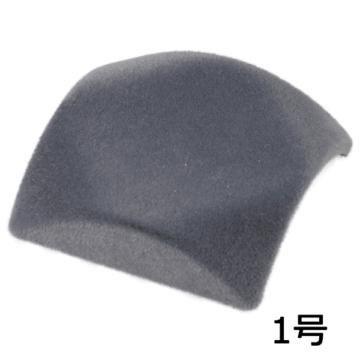 モール用パーツ 分岐ポイント 1号 モヘア・ダークグレー [品番]09-2194