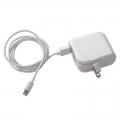AudioComm AC充電器+ライトニングケーブル 白 [品番]01-7022