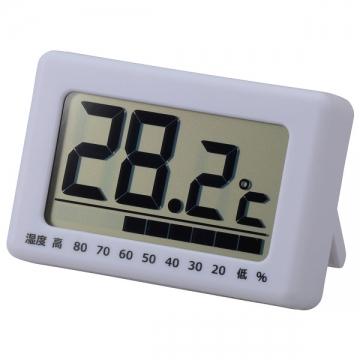 デジタル温湿度計 [品番]08-0047